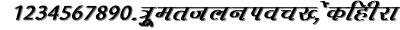 Agrabi font