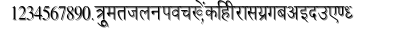 Ankit_th font