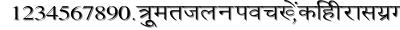 Ankit_wd font