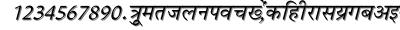 Krishnai font