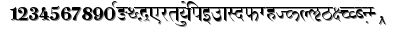 Shiv01 font