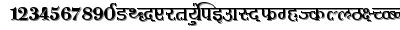 Shiv02 font
