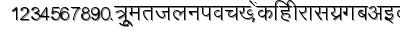 Krishna font
